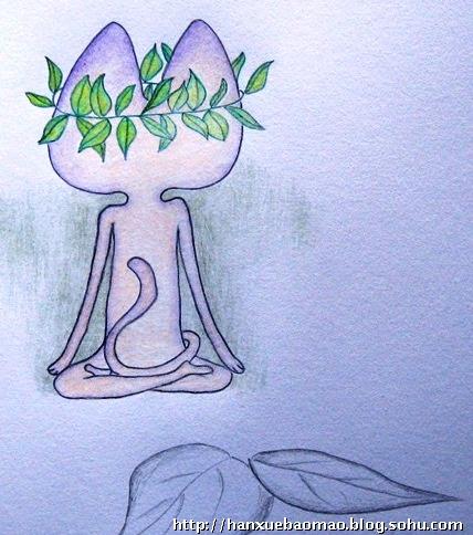 瑜伽中~图片