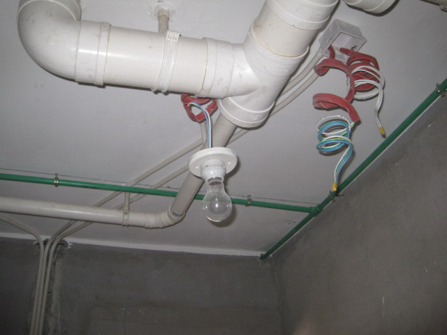 新房装修之天力水电路改造水电施工
