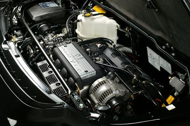 这款车原定规定将搭载本田为f1开发的v10发动机,在09年时投入市场.图片
