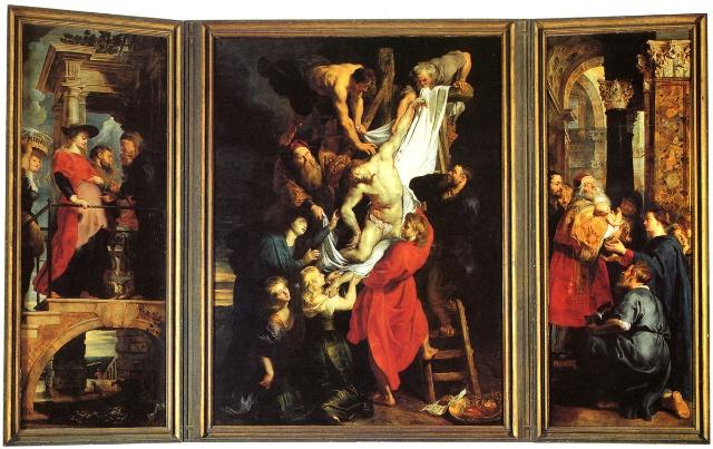 17世纪的欧洲美术,是以巴洛克风格为代表的多种风格共存并互有影响的图片