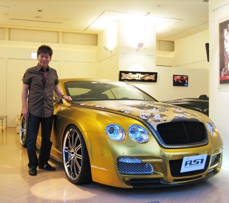 宾利w66gts原厂改装车计划今年在中国发布-汽车改装