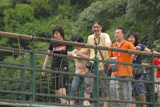 激情贵州 黄果树瀑布 高清图片