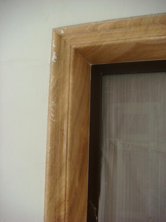装修日志---门套,窗台大理石