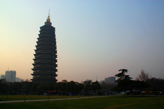 天宁寺景区----江苏省常州市