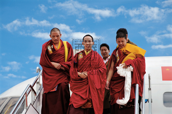 2009年9月刊:翱翔高原天路 西藏航空史话及现状 - 西藏人文地理 - 《西藏人文地理》
