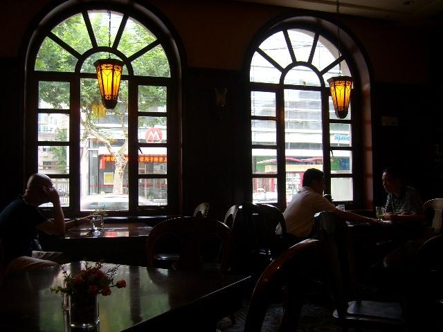 [转载]上海咖啡馆