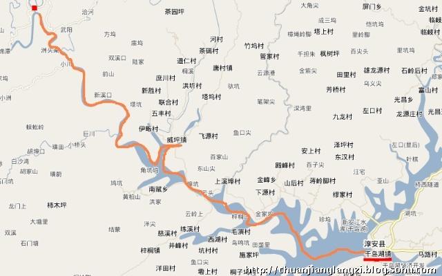 杭州到千岛湖多少公里
