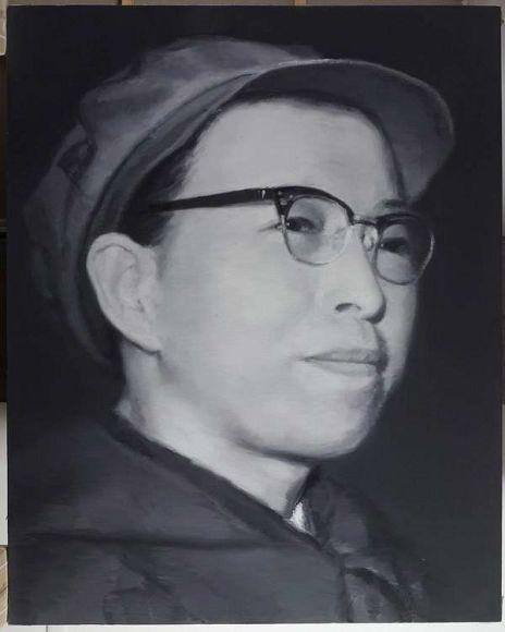 江青 (1915—1991)原名李云鹤,山东诸城人.