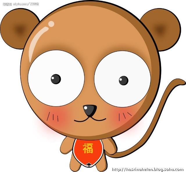melati说曾经想抱可爱的小猴子