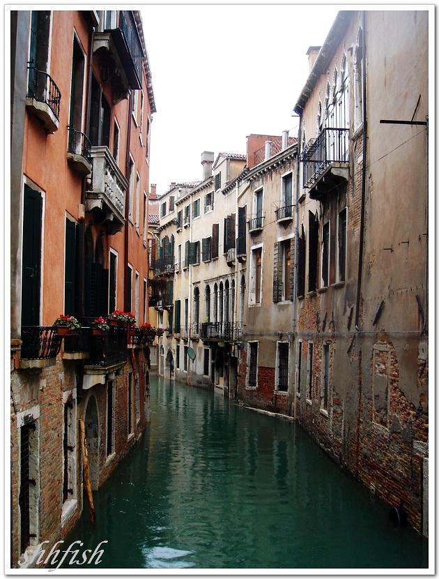威尼斯的美麗與哀愁