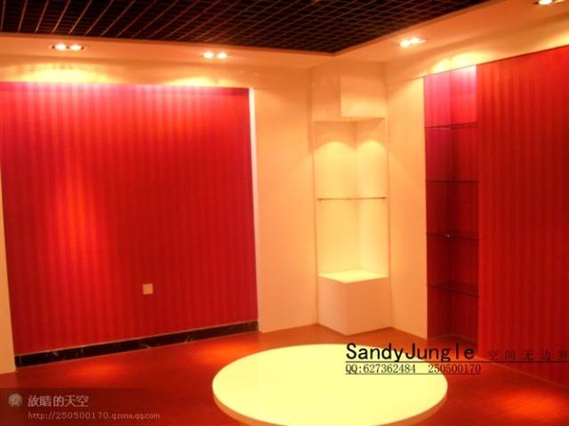 图片:军区荣誉室设计 施工-水平创意空间-搜狐博客