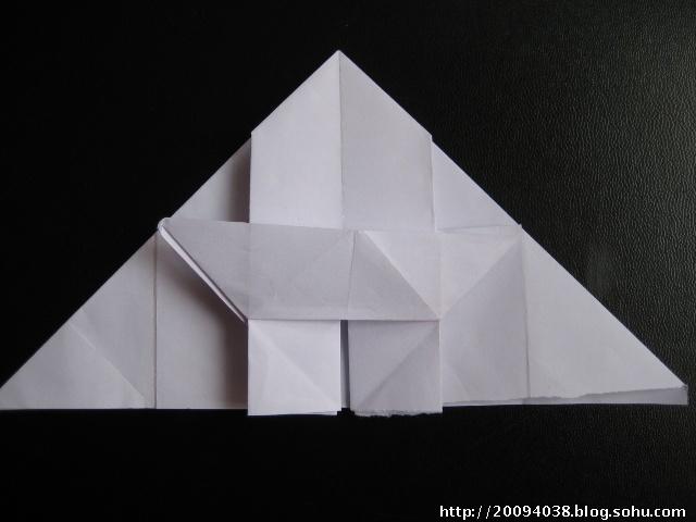 凉亭手工制作纸