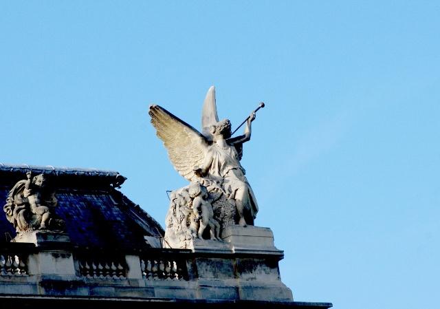 欧洲法意瑞旅游(三十三)巴黎卢浮宫馆藏雕像_网海神游
