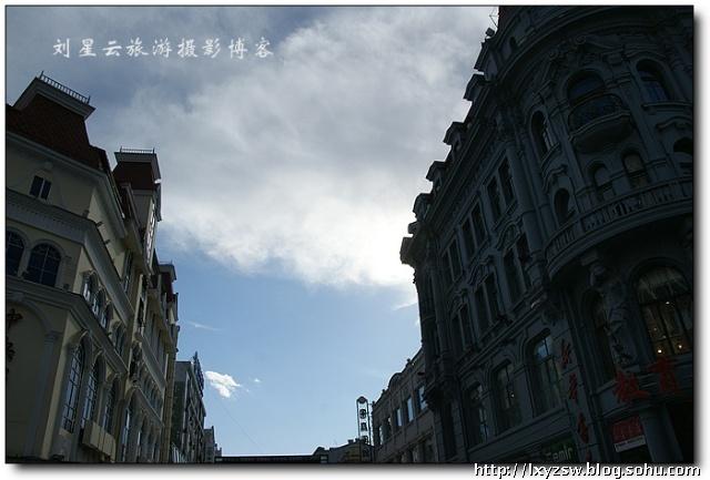 汇集欧式风情建筑图片