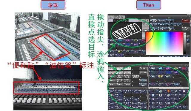 珍珠2010与tt控台对比