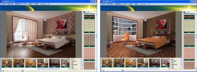 四维星设计软件效果图展示