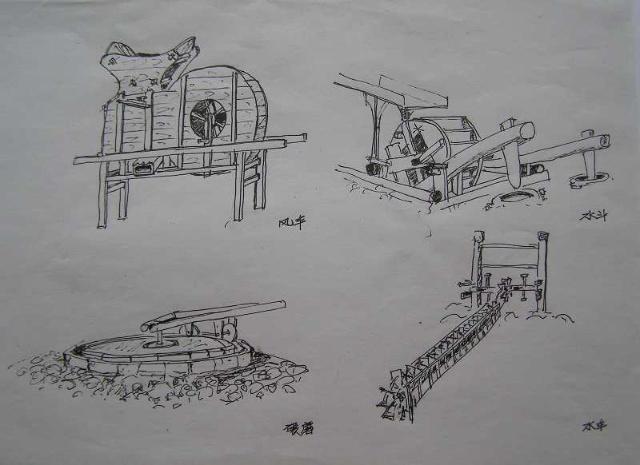 简笔画 手绘 素描 线稿 640_465