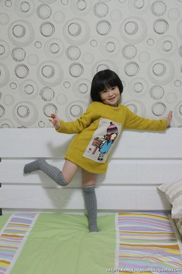 可爱十连拍~-家有小女初长成-搜狐博客