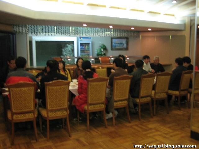 走进神秘的朝鲜 三,平壤羊角岛国际饭店