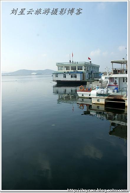 【环球风光】山东省威海小石岛码头冬日风光特摄