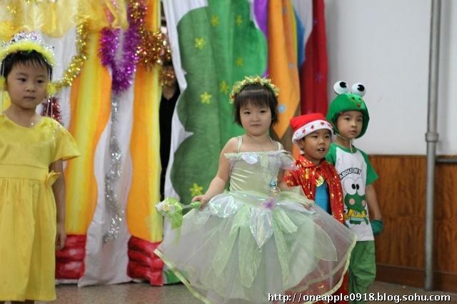 幼儿园童话剧表演