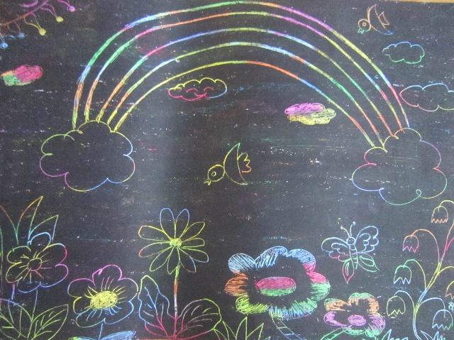 教师命题画展示-长葛市市直幼儿园-搜狐博客