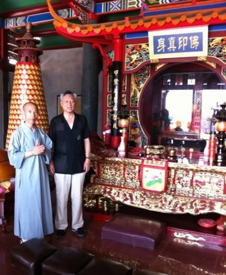 从 红色圣地瑞金塔到 延安宝塔山塔再到 北京玉泉山塔, 军界与