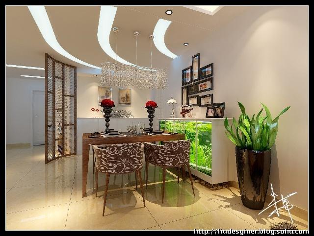 7.2万元塑造145-刘丹的设计师家园:LD的设计师室内设计与效果图表现图片
