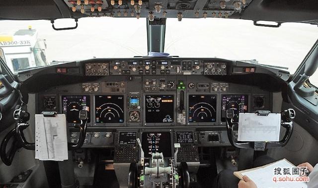 波音787飞机电源系统